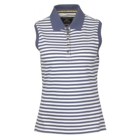 Toggi Effie Sleeveless Polo Top