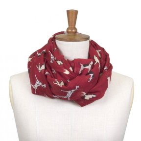 Toggi Whisby Scarf - Dog Design