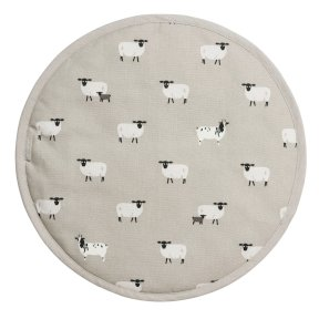 Sophie Allport Sheep Hob Cover