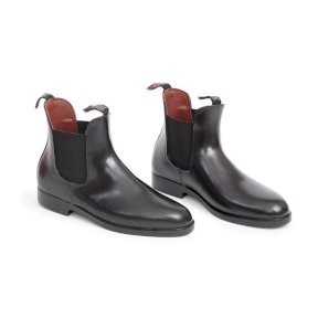 Shires Harvies Childrens Jodhpur Boots - Black