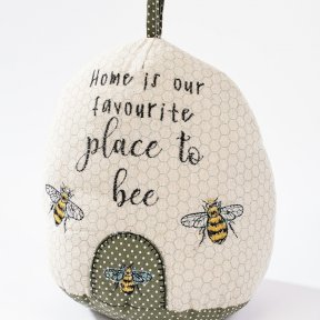 Queen Bee Doorstop