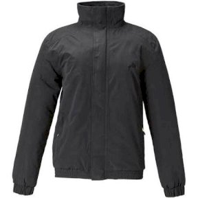 Harry Hall Black Blouson Jacket