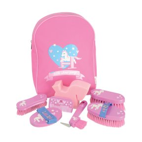 Little Rider Complete Pony Grooming Kit - Pink or Blue