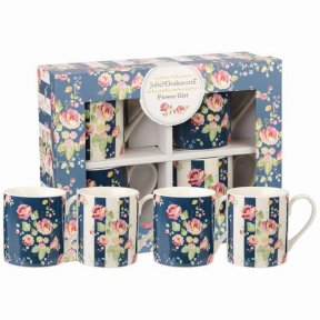 Larch Flower Mug Gift Set