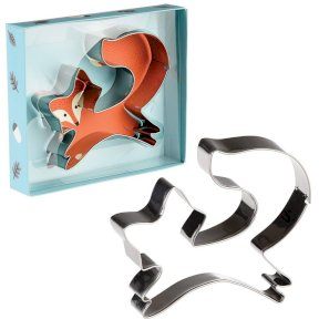 Rusty The Fox Cookie Cutter