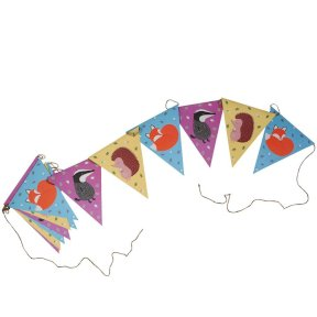 Rusty & Friends Paper Bunting
