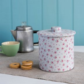 Rose Biscuit Barrel