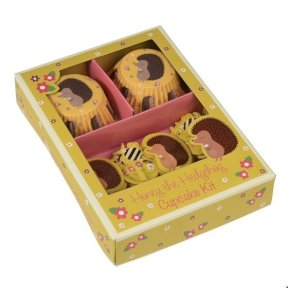 Cupcake Kit - Honey The Hedgehog