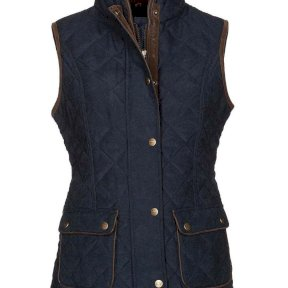Scarlet Baleno Quilted Gilet