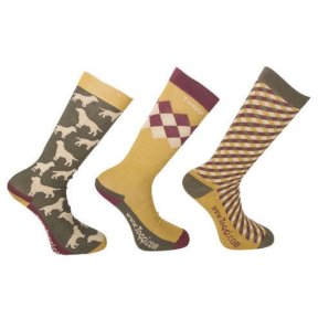 Toggi Mens Socks - 3pk