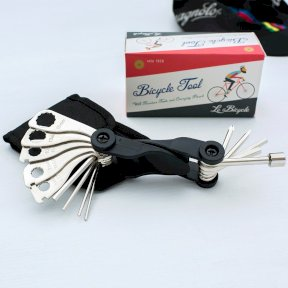 Le Bicycle Bike Tool Set