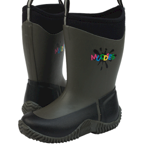 Grubbs Kids Muddies Wellingtons