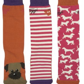 Toggi Children's Staunton Dog Design 3 Pk