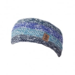 Sierra Nevada Headband Blue