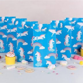 Unicorn Children's Party Bags