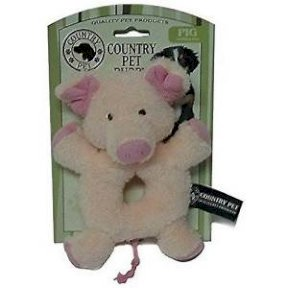 Country Pet Pig Puppy Toy