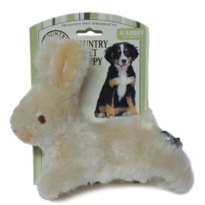Country Pet Rabbit Puppy Toy