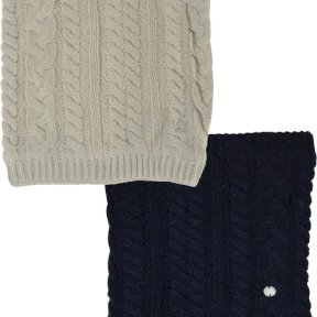 Hy Meribel Cable Knit Snood