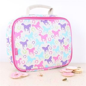Playful Ponies Childrens Lunch Bag