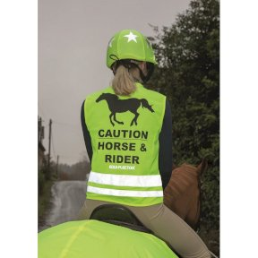 Equi-Flector Safety Vest