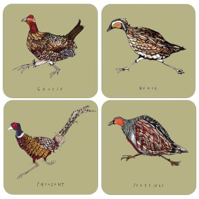 Coasters - Game Birds
