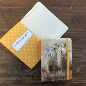 Companions Sheep Small Chunky Notebook