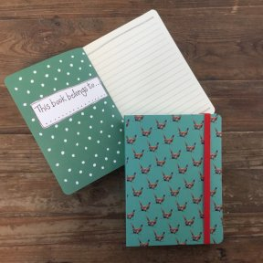 Pheasants Small Chunky Notebook