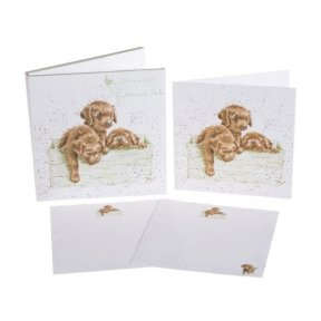 Wrendale 'Box of Chocolates' Notecard Pack