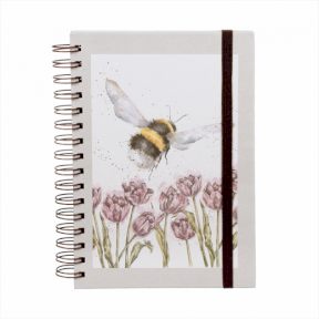 Wrendale 'Flight of the Bumblebee' Spiral Notebook
