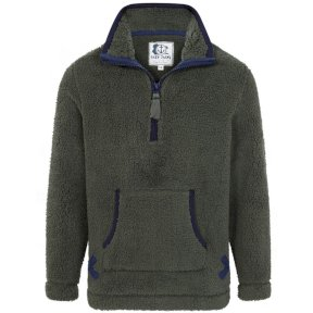 Lazy Jacks Boys 1/4 Zip Snug Sweatshirt