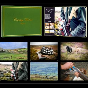 Country Matters Shooting Placemats - Set of 6