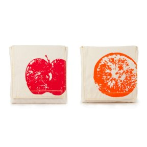 Snack Packs - Apples &  Oranges - Pack of 2