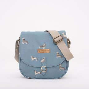 Sausage Dog Saddle Bag
