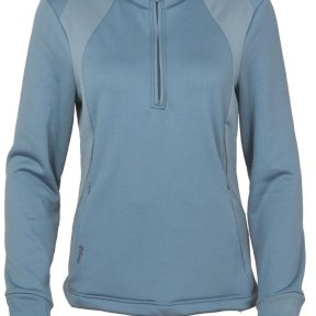 Toggi Briana Tween Technical 1/4 Zip Fleece - Petrol