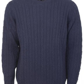 Toggi Huntingdon Mens Cable Knit Sweater