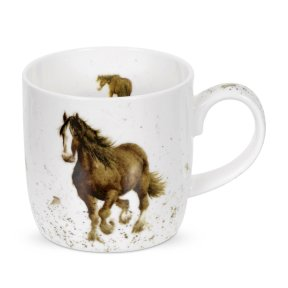 Wrendale 'Gigi' Horse Bone China Mug