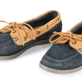Moretta Avisa Deck Shoes - Navy