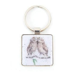 Wrendale 'Birds of a Feather' Keyring
