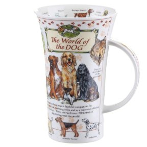 Dunoon World Of The Dog Glencoe Shape Mug