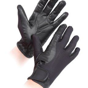 Super Cool Competition Gloves - Black