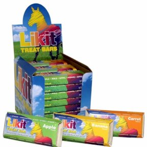 Horse Likit Treat Bar