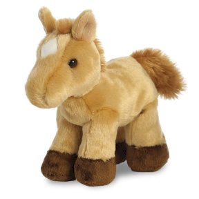 Mini Flopsie - Prancer Horse
