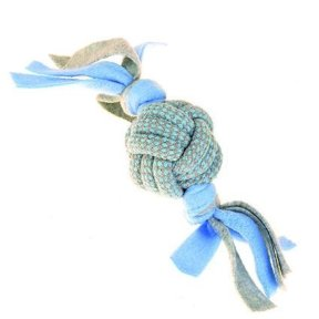 Little Rascal Fleecy Rope Ball