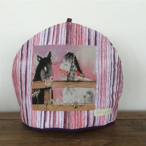 Alex Clark Horse Whispers Tea Cosy