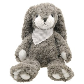 Wilberry Classics Bunny Large Grey Toy