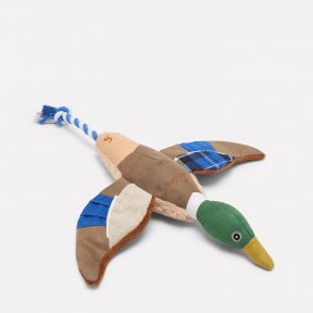 Joules Plush Duck Dog Toy