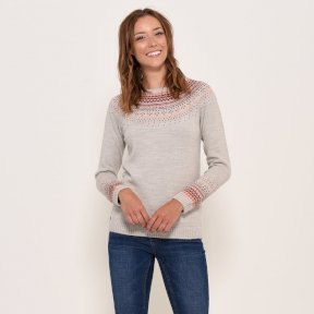 Brakeburn Ladies Fairisle Jumper