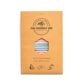 The Friendly Bee Reusable Wraps