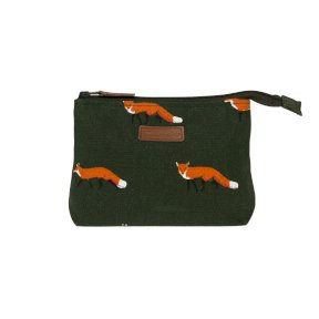 Sophie Allport Canvas Makeup Bag