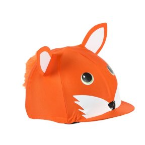 Animal Hat Silk/Cover - Fox